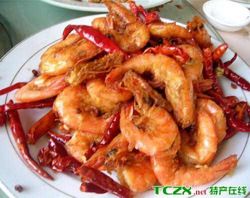 高县香辣虾