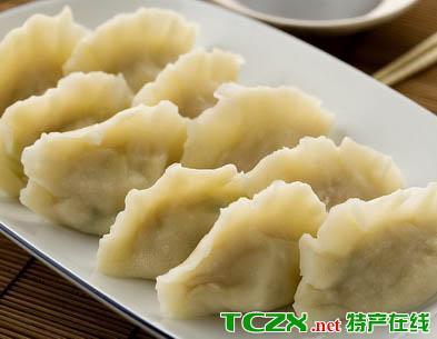 三鲜豆腐饺子