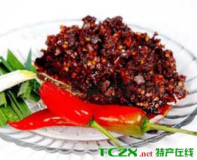 盘县火腿油辣椒