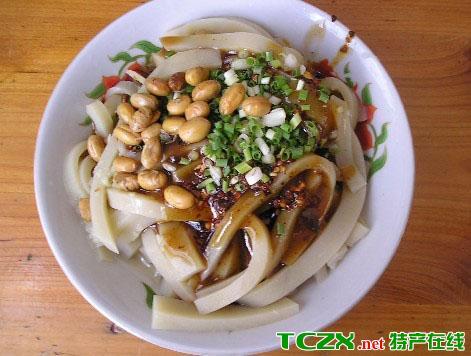 湄潭豌豆粉