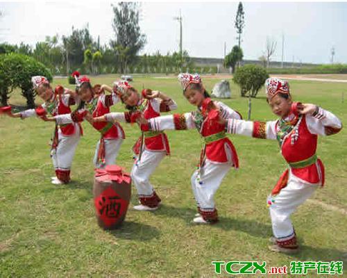 南涧彝族服饰