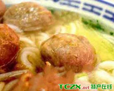 藏式牛肉粉