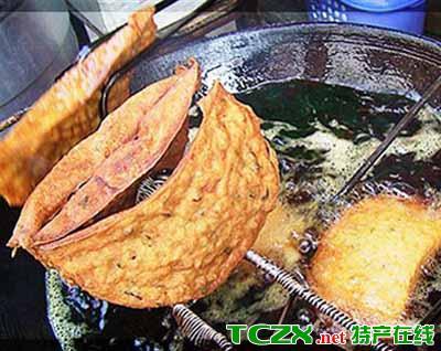 汉阴炸饺子