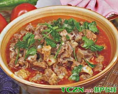 佳县炖羊肉