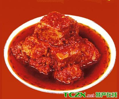 上元观红豆腐