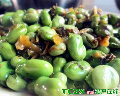 岷县炒蚕豆