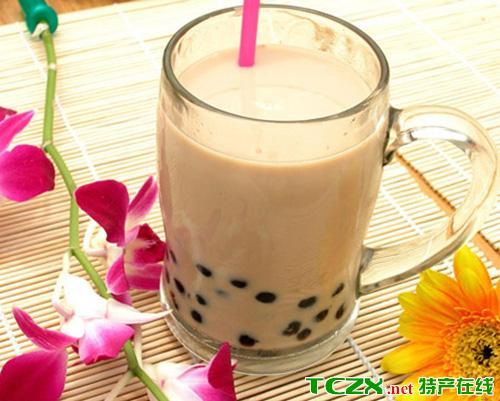 天祝酥油牛奶茶