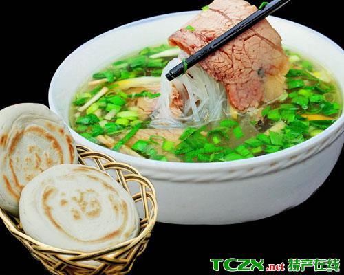 兴庆水盆羊肉