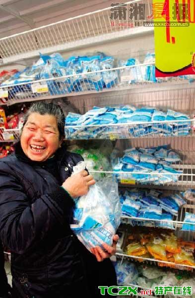 湖南物价局通报六起食盐涨价案 涨价5毛罚款2万