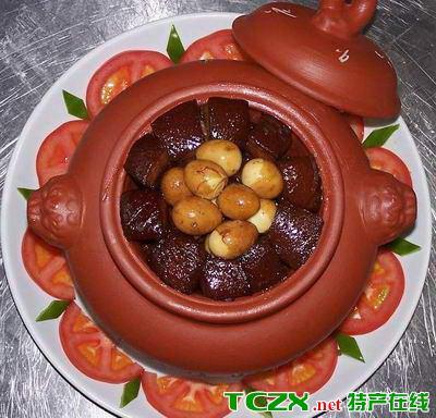 天津坛子肉