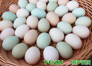 柴鸡蛋_柴鸡蛋介绍_柴鸡蛋是哪里的特产_农林牧渔_畜牧禽蛋_特产在线