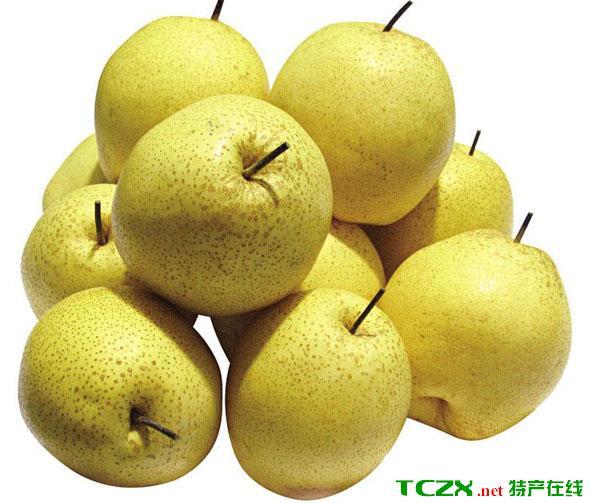 宁晋水晶梨