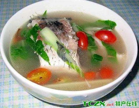 橙香牡蛎面条鱼