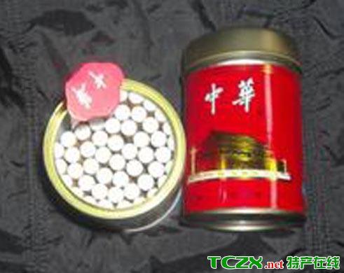 中华牌卷烟