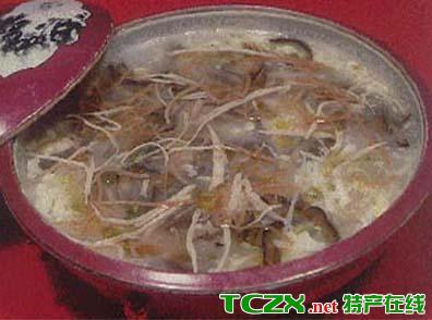 龙凤酸辣汤