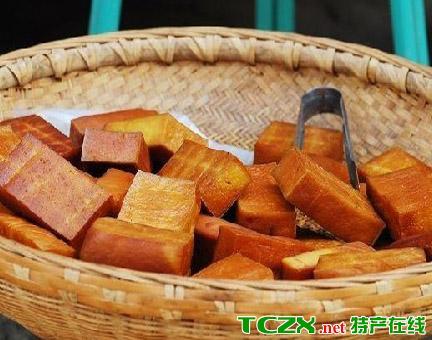 东坝豆腐干