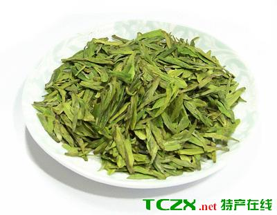 金坛雀舌茶