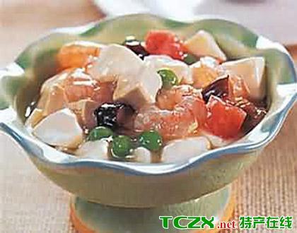 萧山八宝豆腐