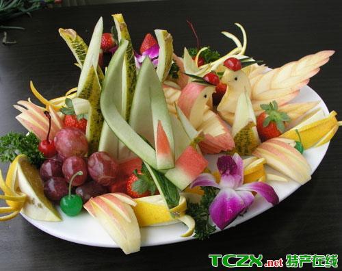 椒江水果拼盘