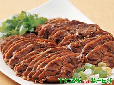 肥西卤牛肉