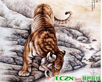 淮南火烙画