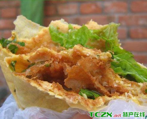 花山区煎饼