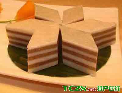 松溪三层糕