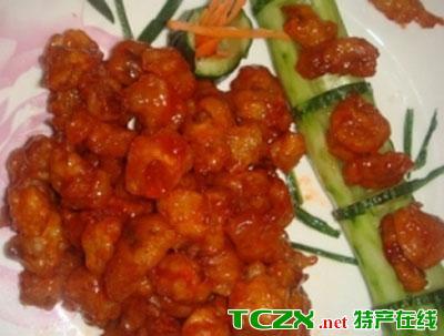 王阁红酥肉