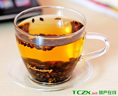 香口健身茶