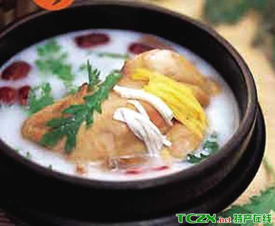 韩家土鸡汤