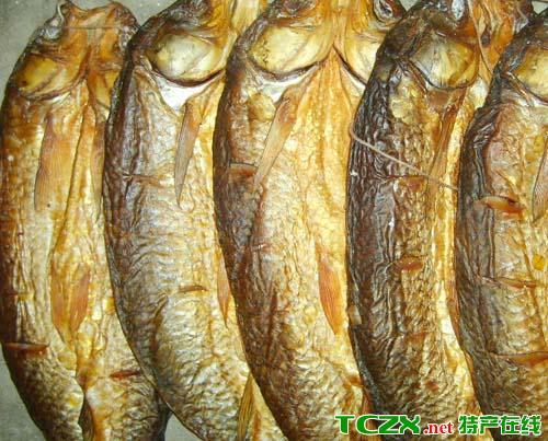 燕厦薰鱼烤