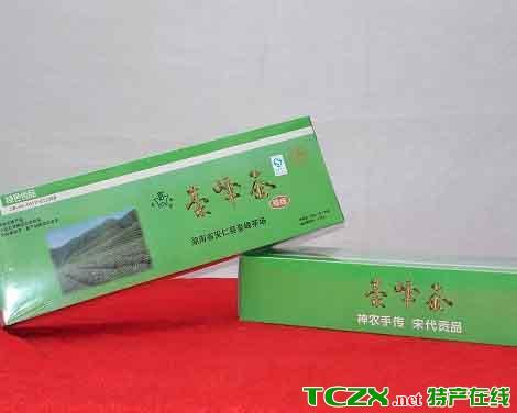 豪峰贡品茶