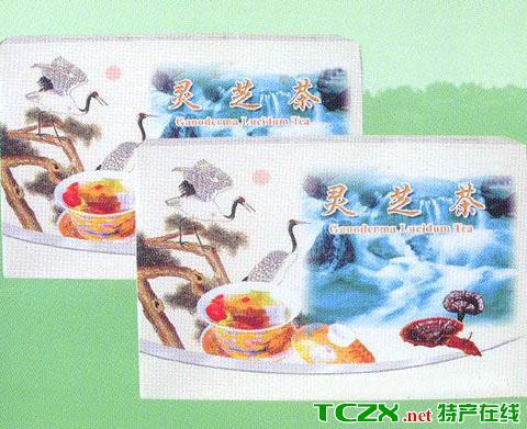 龙门灵芝茶