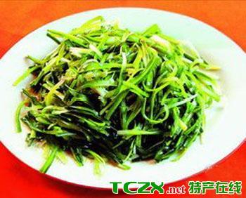 蒜蓉观音菜
