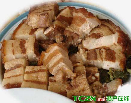 塘蓬焖猪肉