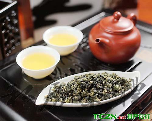 廉江金萱茶