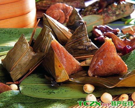 平果合欢粽