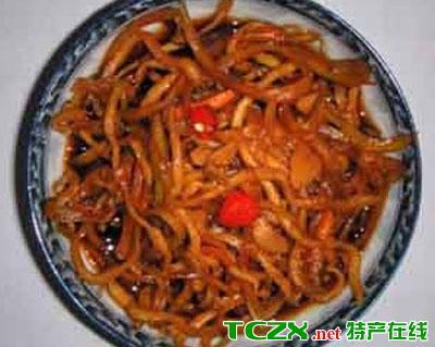 宜州什锦菜