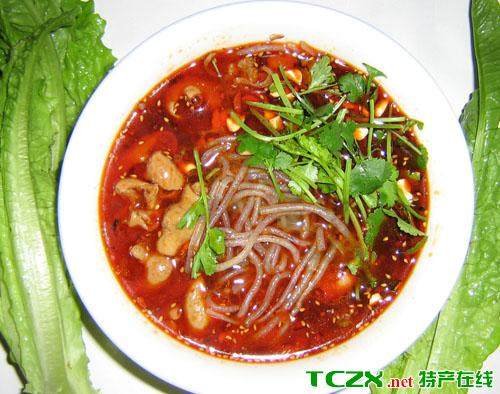 刘青玉酸辣粉