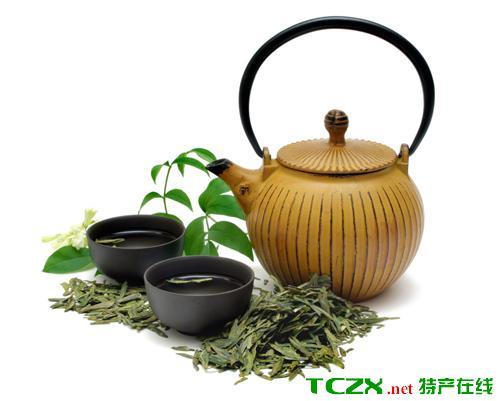 白马山天尺茶