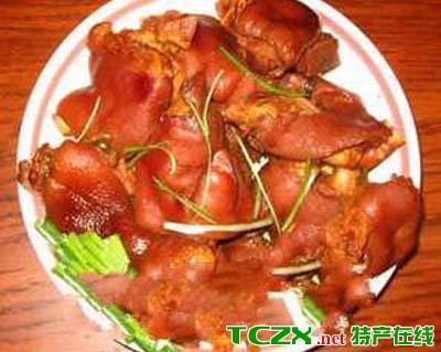 彝族风味肉冻