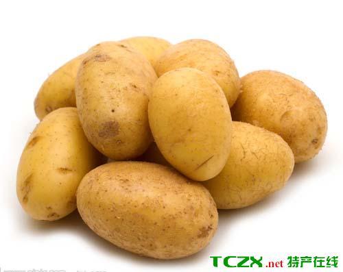 空山马铃薯