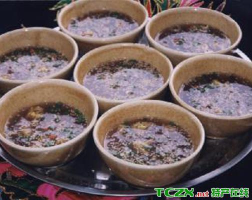侗乡荤油茶