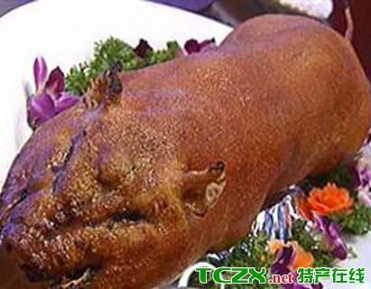 永善烤乳猪肉