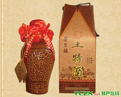 彝族土特酒