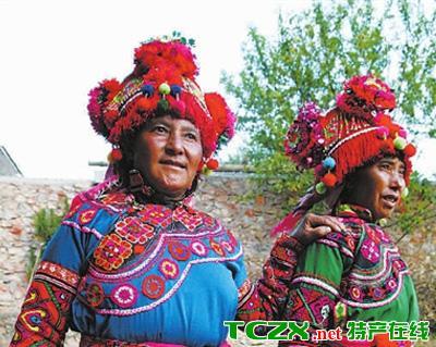 彝族箍箍帽
