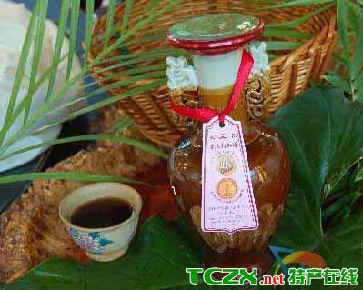 墨江紫米封缸酒