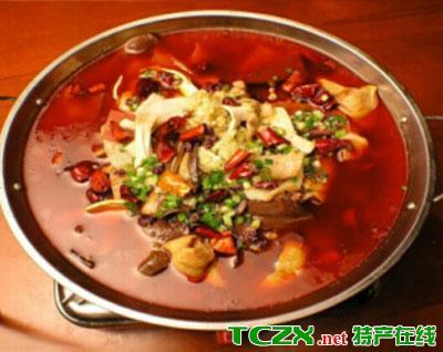 白族海水煮海鱼