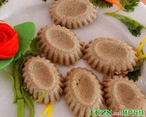 藏族酥酪糕