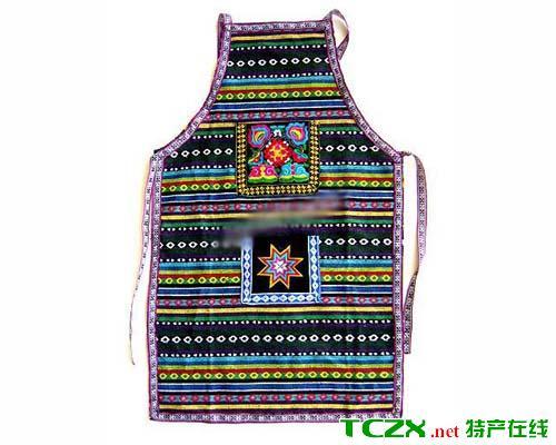吉隆藏族围裙